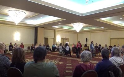 200 people came for Qi Gong – Massachuetts, Natural Living Expo Nov 9, 2019
