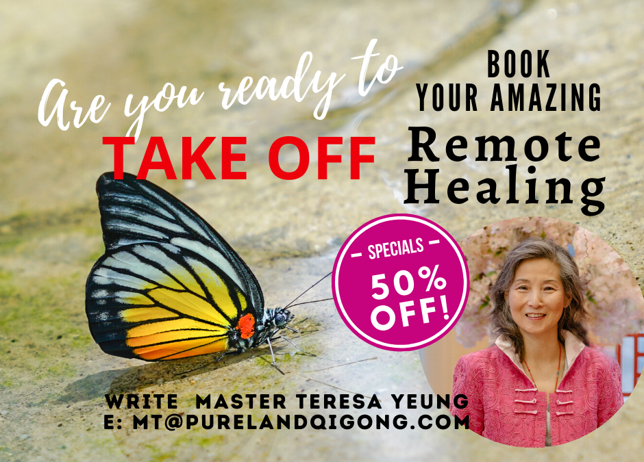 Will a Remote Private Qi Healing work for you?